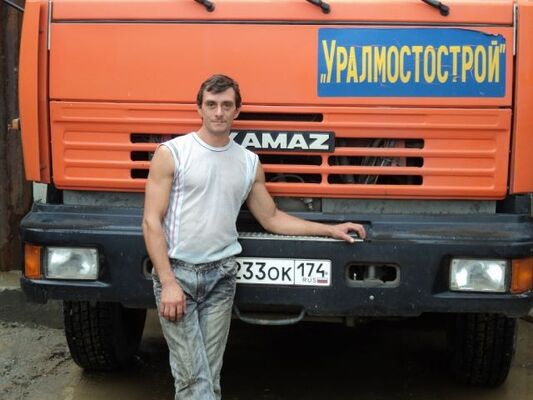 Фото мужчины иван, Верхний Уфалей, Россия, 39