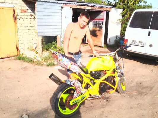 Фото мужчины Сергей, Саратов, Россия, 25