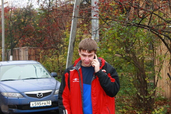 Фото мужчины САНЕК, Нижний Новгород, Россия, 28