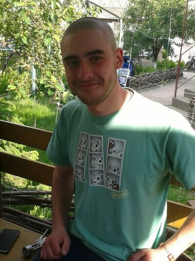 Фото мужчины Серёга, Черкассы, Украина, 22